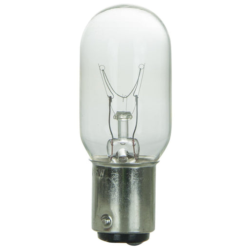 Sunlite 15 Watt T7 Tubular, Double Contact Base, Clear