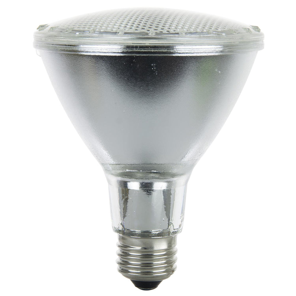 Sunlite 39PAR30/LN/HAL/NFL 38 Watt PAR30 Long Neck Lamp Medium (E26) Base, Halogen