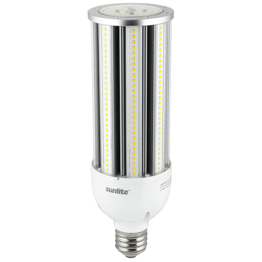 Sunlite LED Corn Bulb 75W (150-250W Equivalent) Light Bulb Mogul (E39) Base, Super White