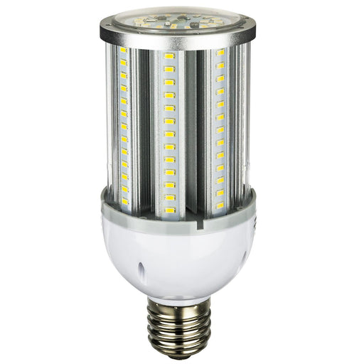 Sunlite LED Corn Bulb 36W (70-100 MHL/HPSW Equivalent) Light Bulb Medium (E26) Base, Super White