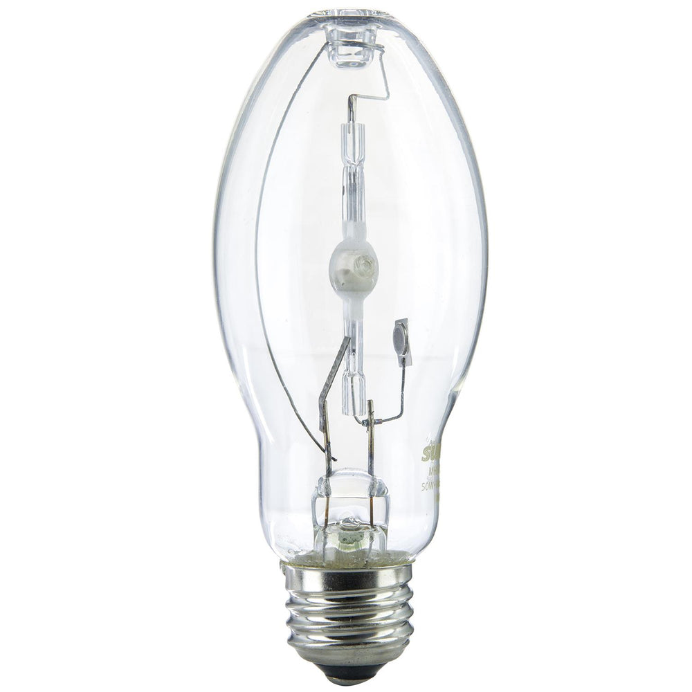 Sunlite 70 Watt Metal Halide, Medium Base, Pulse Start, Uncoated