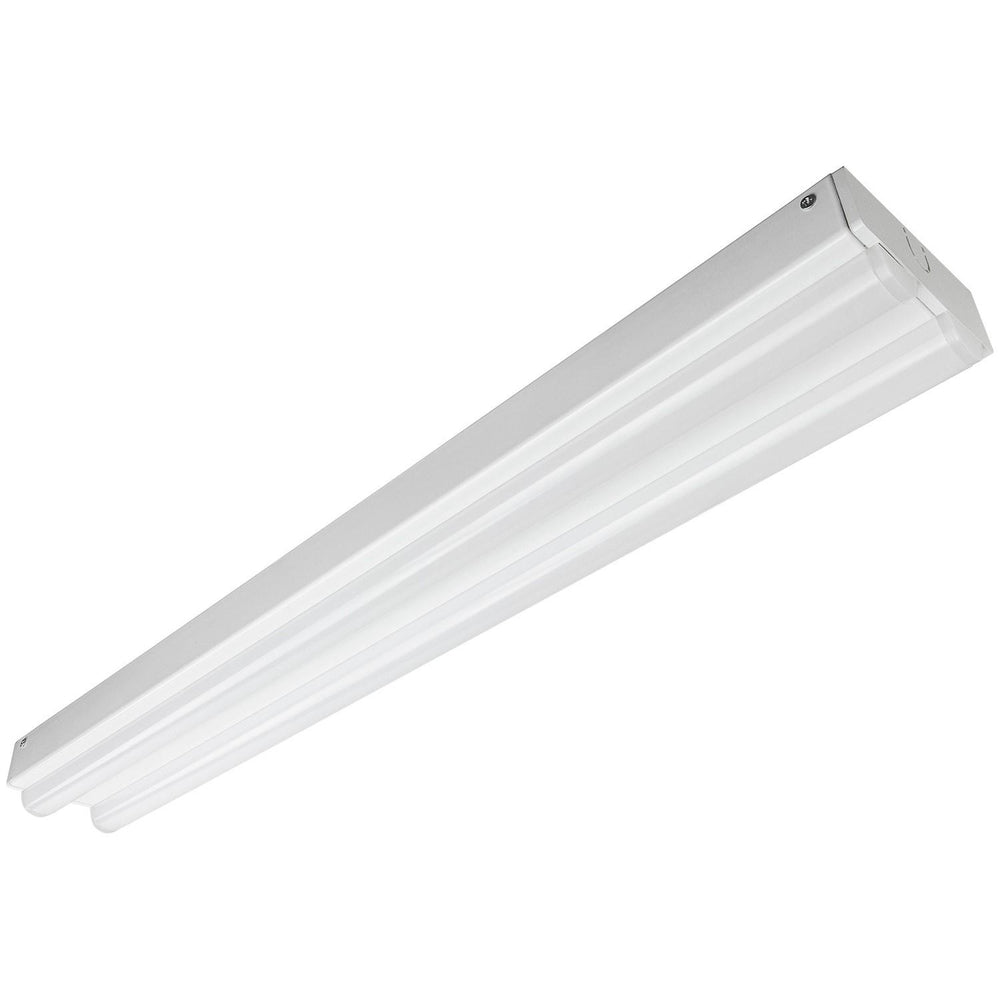 Sunlite 2 Foot two light Economy Channel LED Fixture, Multi-Volt