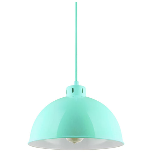 Sunlite CF/PD/S/M Mint Sona Residential Ceiling Pendant Light Fixtures With Medium (E26) Base
