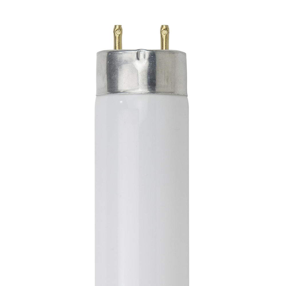 Sunlite 28 Watt T8 High Performance Straight Tube, Medium Bi-Pin Base, Super White