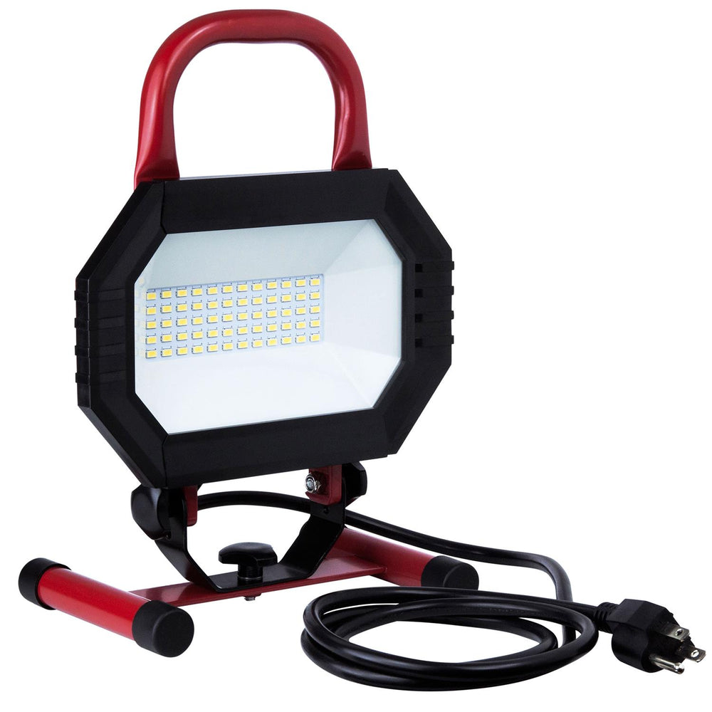 Sunlite LFX/Wl/30W/W Led Portable Work Light Fix