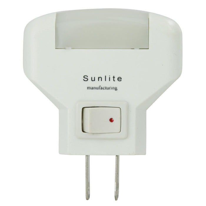 Sunlite E161 White Fluorescent Night Light