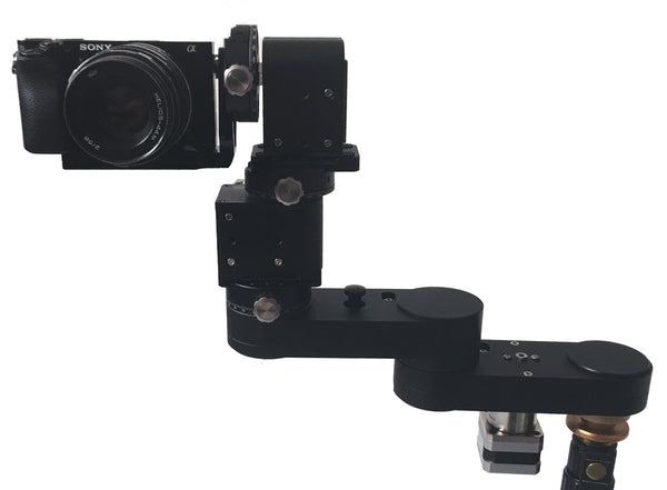 Digislider 3 axis Heavy Weight Wing Arm with the NMX Smartphone Controller