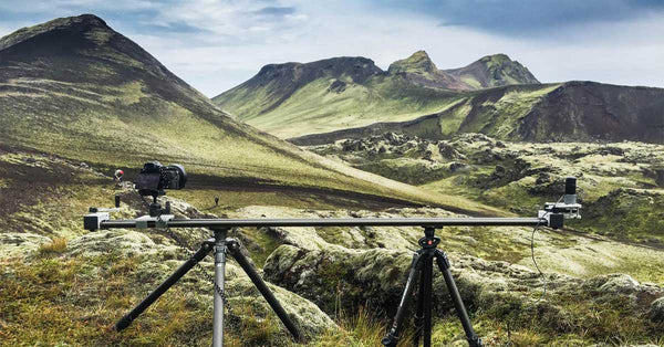 Digislider Motorized Camera Slider for Video & Time Lapse