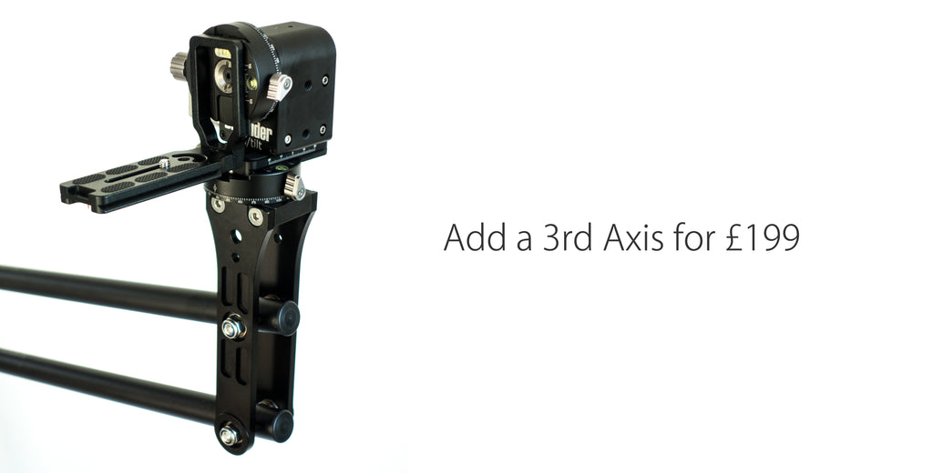 Digislider 3 Axis Wireless Motion Jib