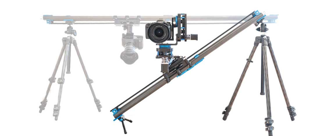 Dynamic Perception Stage One 4 All motorized slider with rotary 3 axis motion