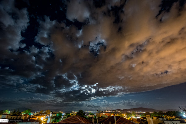 Greek Skies - Panos Photography - Digislider