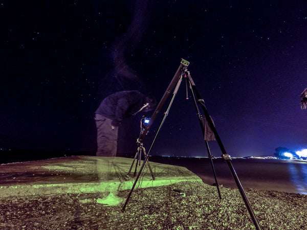 Digislider - Greek Skies Time Lapse - Panos Photography