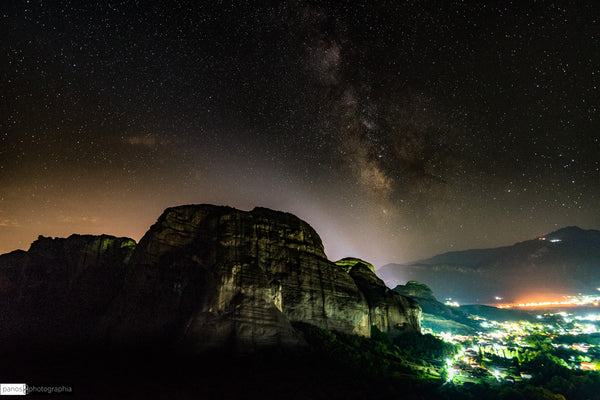 Panos Photography - Greek Skies Time Lapse - Digislider
