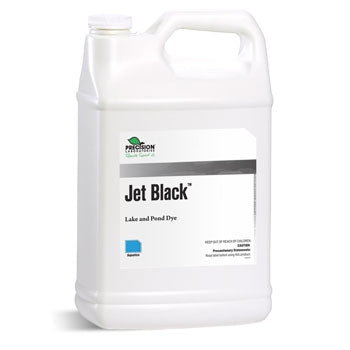 Jet Black Liquid Lake & Pond Dye (Gallon)