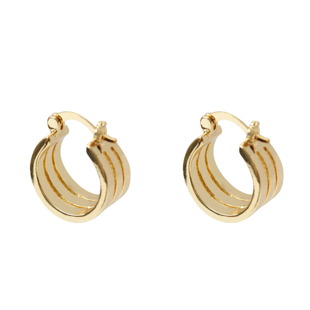 Zoey Mini Hoops