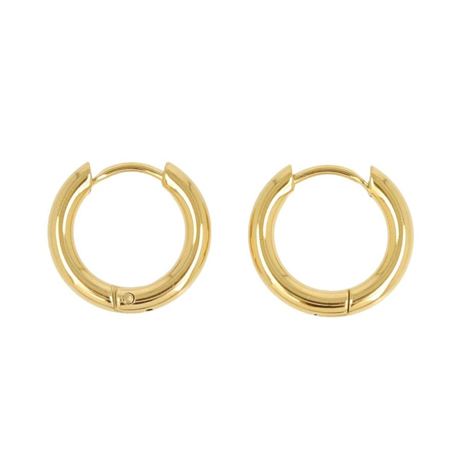 Larena Hoops - Gold