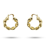 Kamilla Twist Hoops