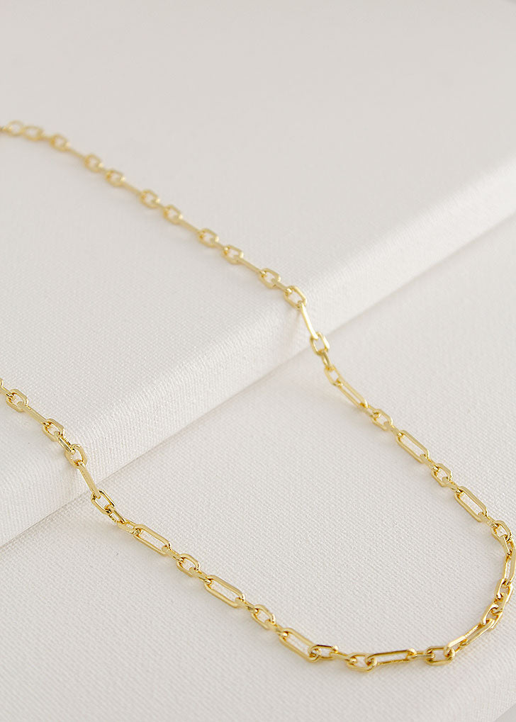 Miley Link Chain Necklace