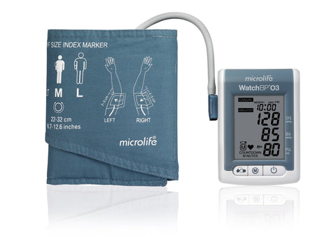 Microlife WatchBP O3 AMBULATORY Professional 24-hour Blood Pressure Monitor