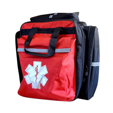 Criticare Paramedic Jump Bag with ILS Stock