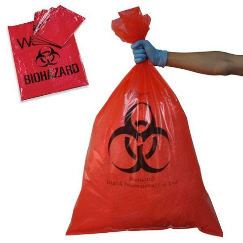 Medical Waste Disposal Bags