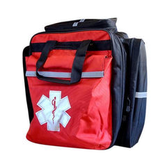 Basic Stocked ILS Paramedic in Locally Manufactured Jump Bag