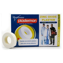 Zinc Oxide Plaster Tape 12.5mm x 5m