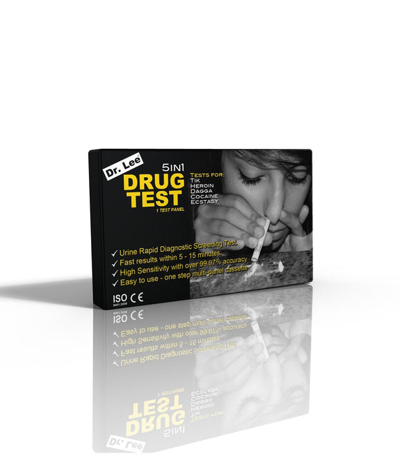 Drug Test – Multi 5 Panel