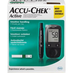 Accu-Chek Active Glucometer Kit
