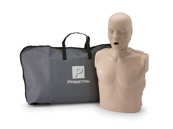 Prestan Professional CPR/AED Training Manikin with CPR Monitor - Adult