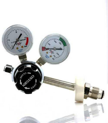 Bullnose Double Gauge Regulator