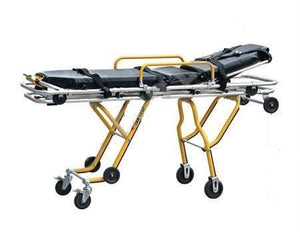 Deluxe Self Loading Ambulance Stretcher