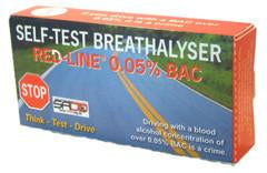 Redline Disposable Alcohol Testers