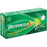 Berocca Boost Effervescent Tablets (30 Tablets)