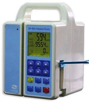 SP-800 Infusion Pump
