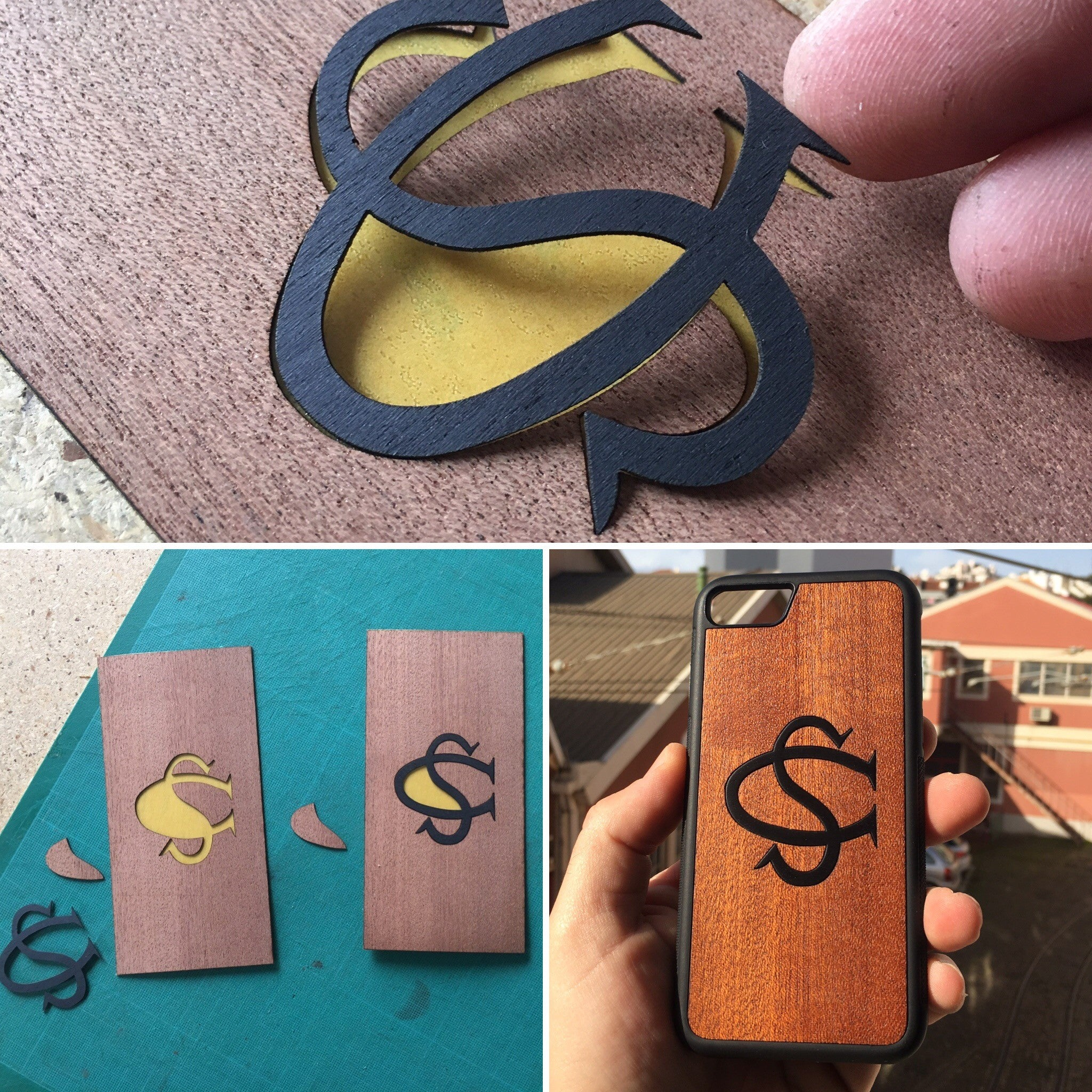 We are eager to bring your ideas to life in apersonal, durable, premium smartphone case. Our team works closely with each costumer to make sure that every case fits your vision.