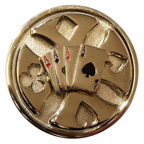 Deck of Cards Buckle - Spinner - BBT Clothing - 4