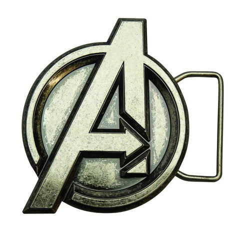 Avengers Belt Buckle - Logo