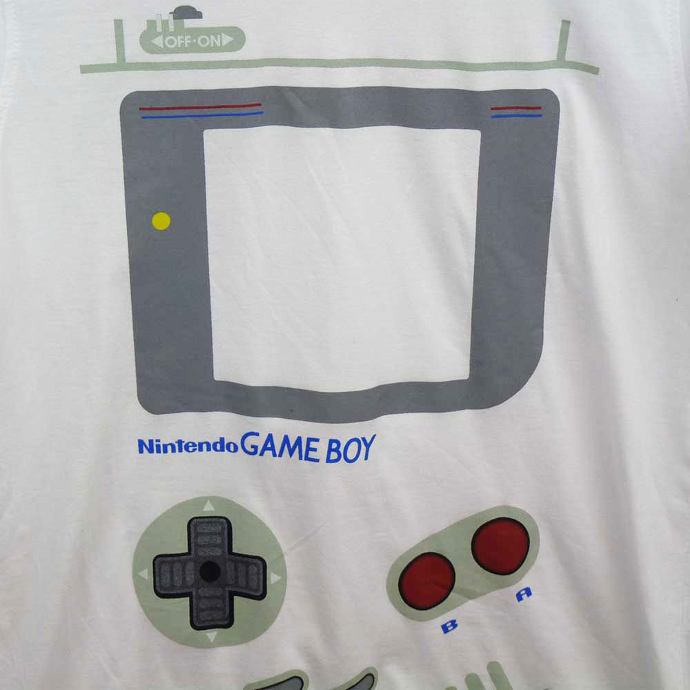 Nintendo T-Shirt - Game Boy - BBT Clothing - 2