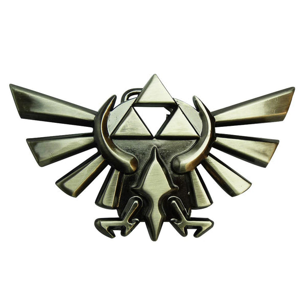 Nintendo Belt Buckle - Zelda Logo - BBT Clothing - 2