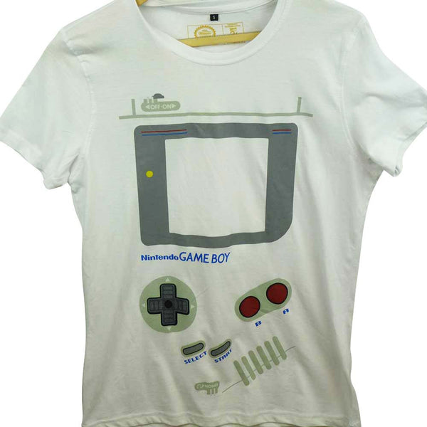 Nintendo T-Shirt - Game Boy - BBT Clothing - 1