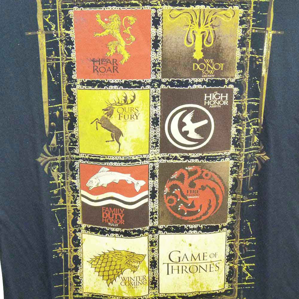 Game of Thrones T-Shirt - Ladies House Crests - BBT Clothing - 2