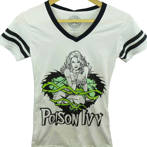 Poison Ivy T-Shirt - Ladies - BBT Clothing - 1