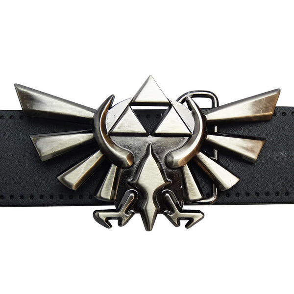 Nintendo Belt Buckle - Zelda Logo - BBT Clothing - 3