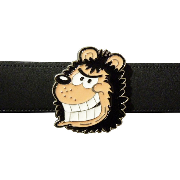 Gnasher from Dennis The Menace Belt Buckle - BBT Clothing - 3