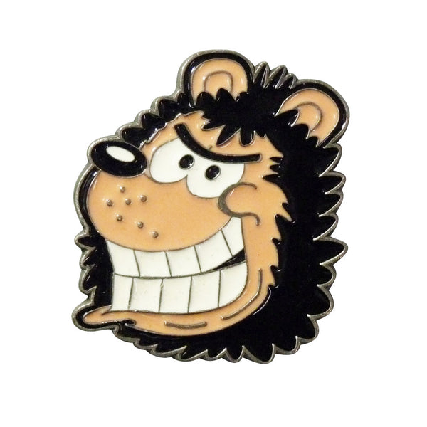 Gnasher from Dennis The Menace Belt Buckle - BBT Clothing - 1