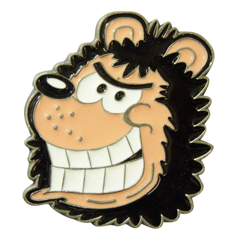 Gnasher from Dennis The Menace Belt Buckle