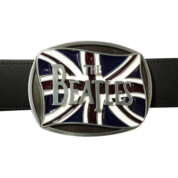 The Beatles Belt Buckle - BBT Clothing - 3