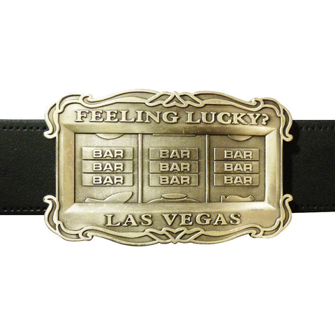 Fruit Machine Belt Buckle