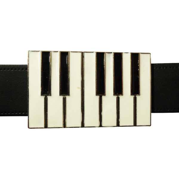 Piano Keys Belt Buckle - BBT Clothing - 3